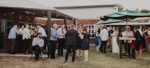 Wedding reception | Tironui Wedding Venue